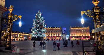 Things to see in Nancy: Christmas in Nancy © French Moments