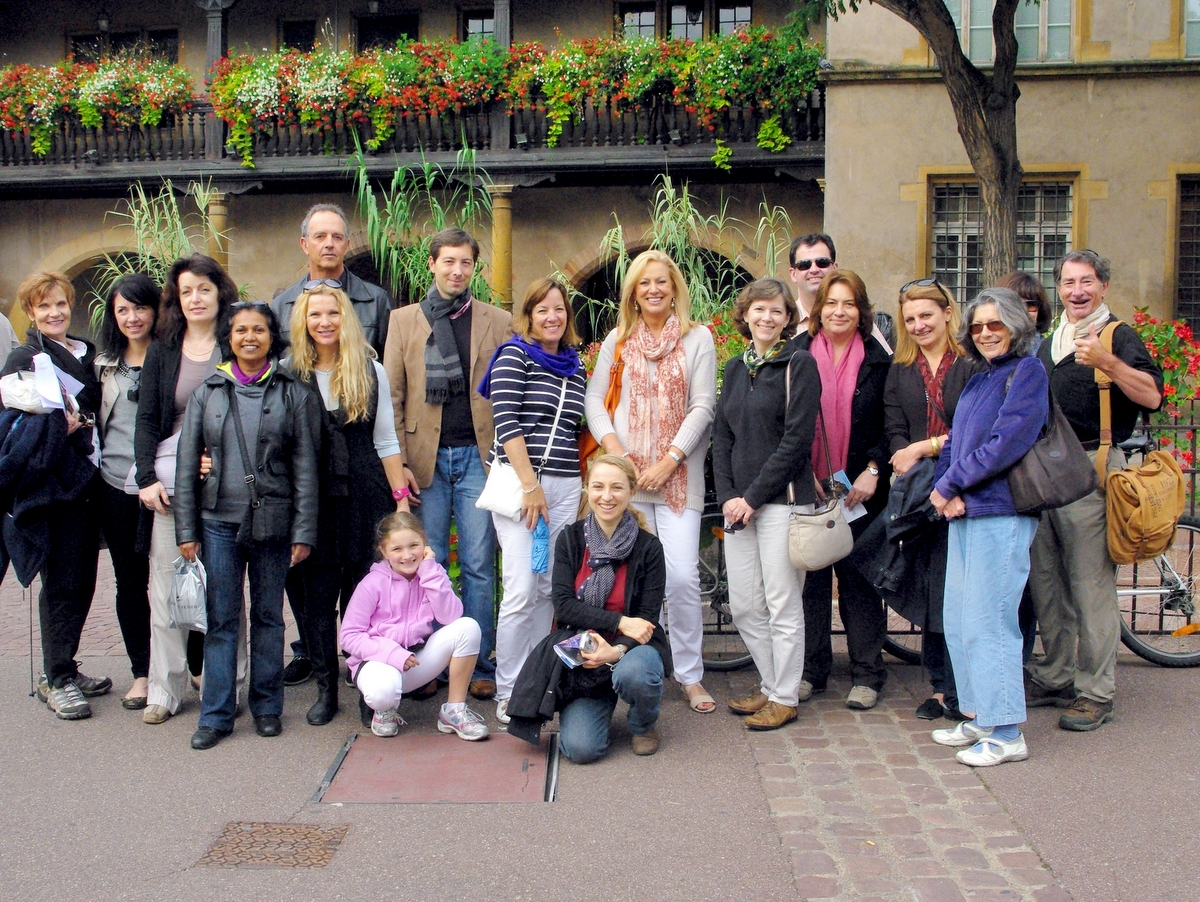 French Intensive Course in Alsace, Colmar © French Moments