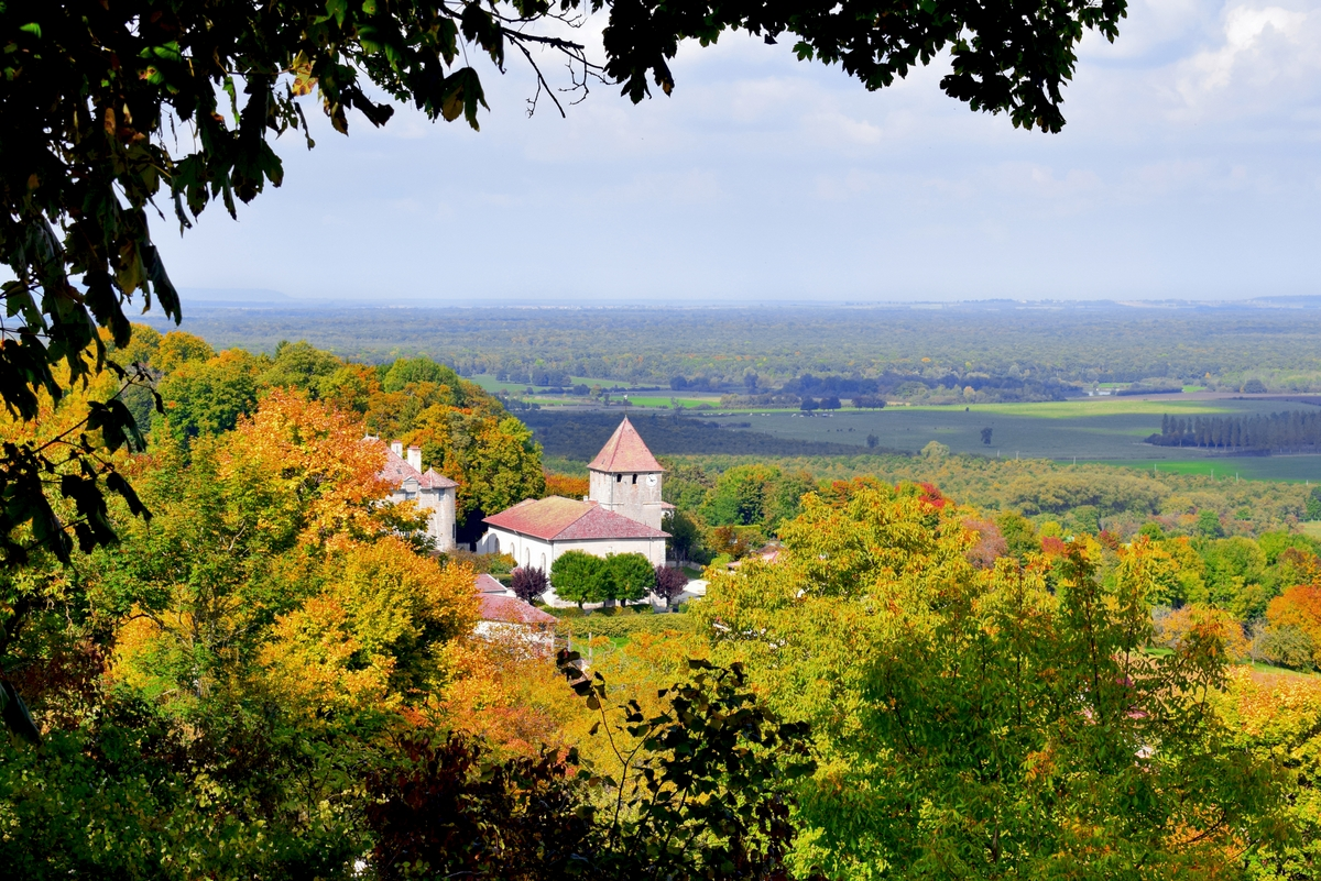 The village of Boucq near Toul (Lorraine) © French Moments