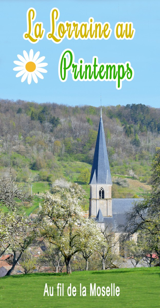 Spring time in Lorraine © French Moments