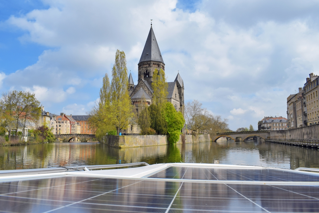 Photos of Spring in Lorraine - Metz © French Moments