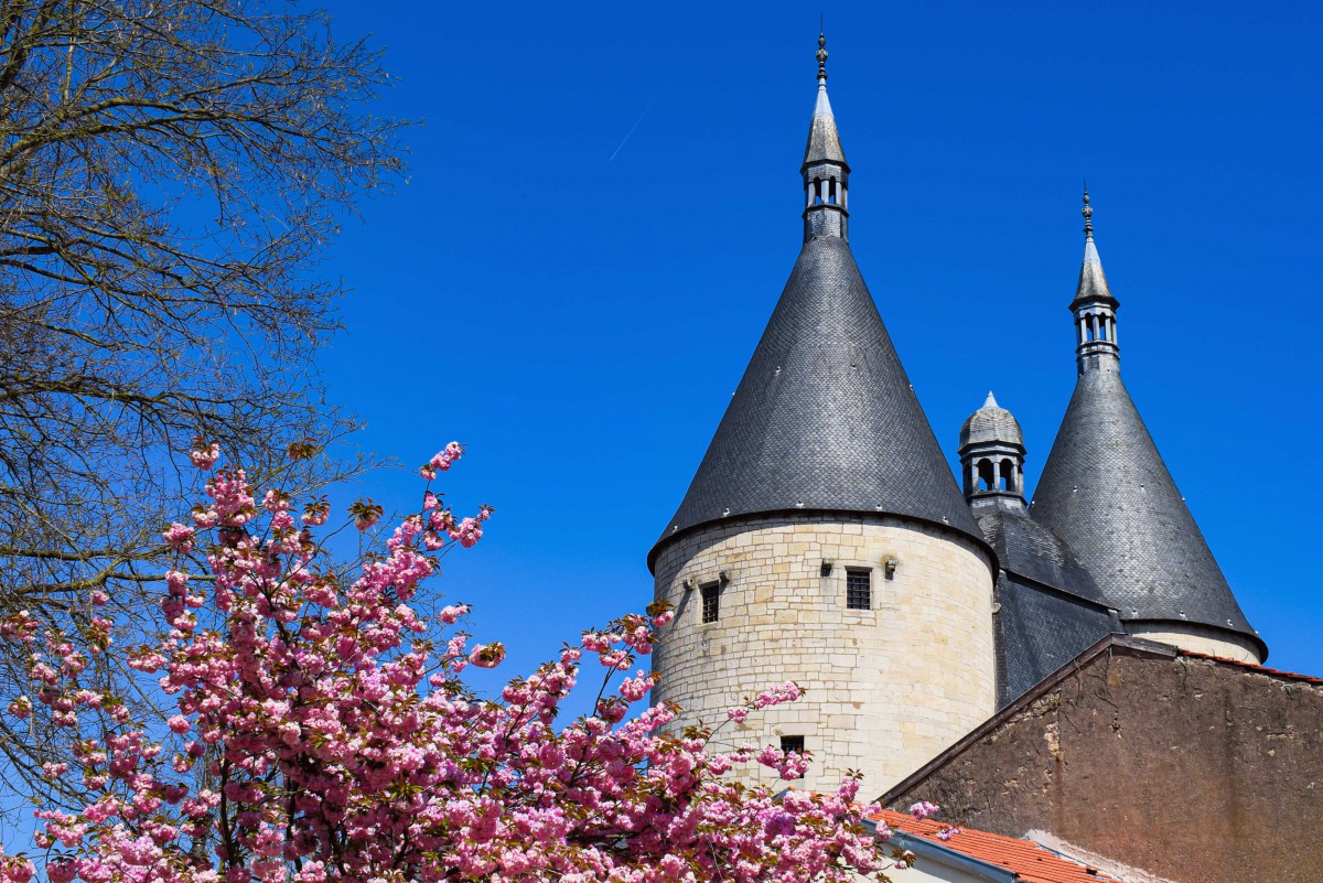 Photos of Spring in Lorraine - Nancy © French Moments