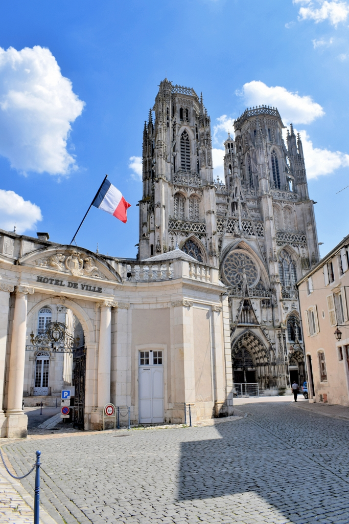 The cathedral St. Etienne of Toul © French Moments
