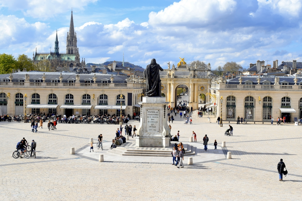 Things to see in Nancy: Photos of Spring in Lorraine - Nancy © French Moments