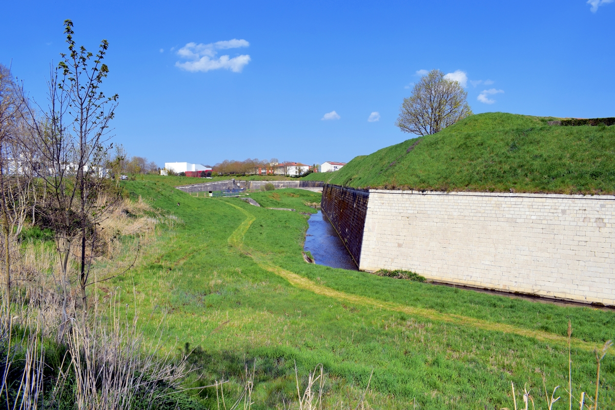 The fortifications of Toul © French Moments
