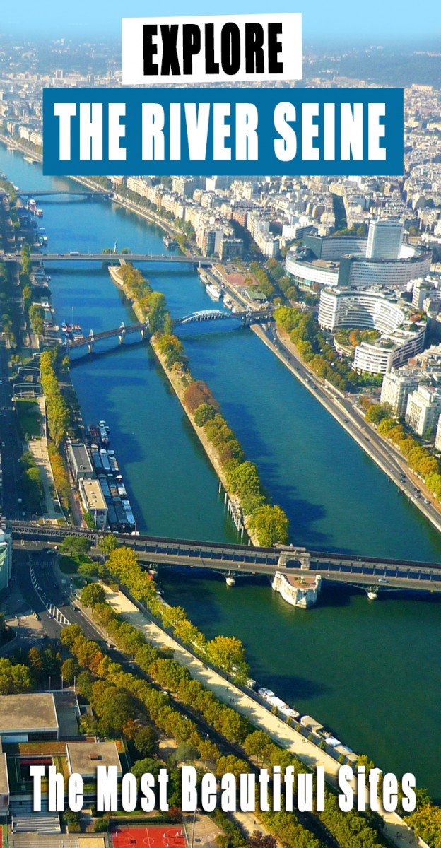 Along the River Seine © French Moments
