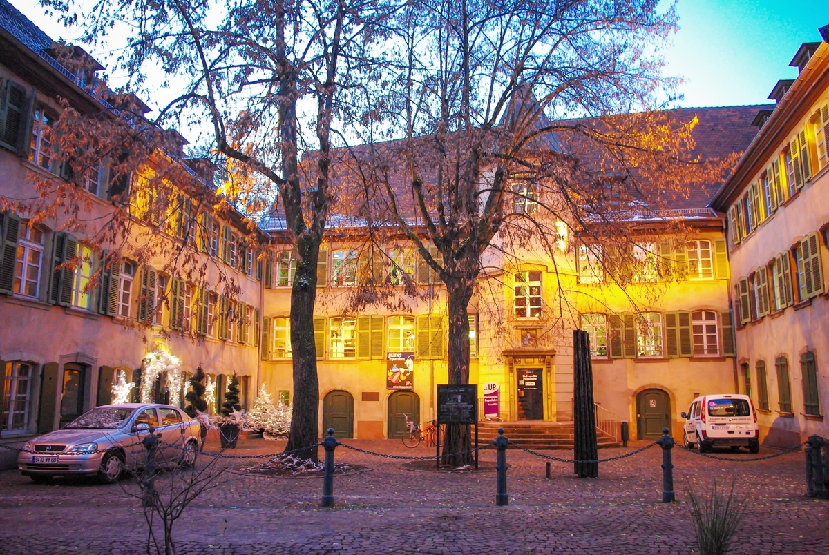 Mulhouse Old Town - Cour des Chaines © French Moments