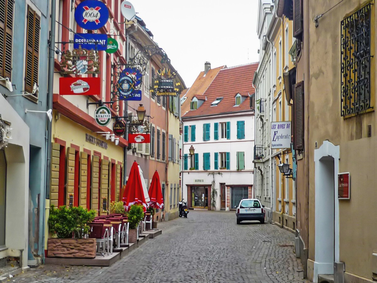 Rue des Franciscains © French Moments
