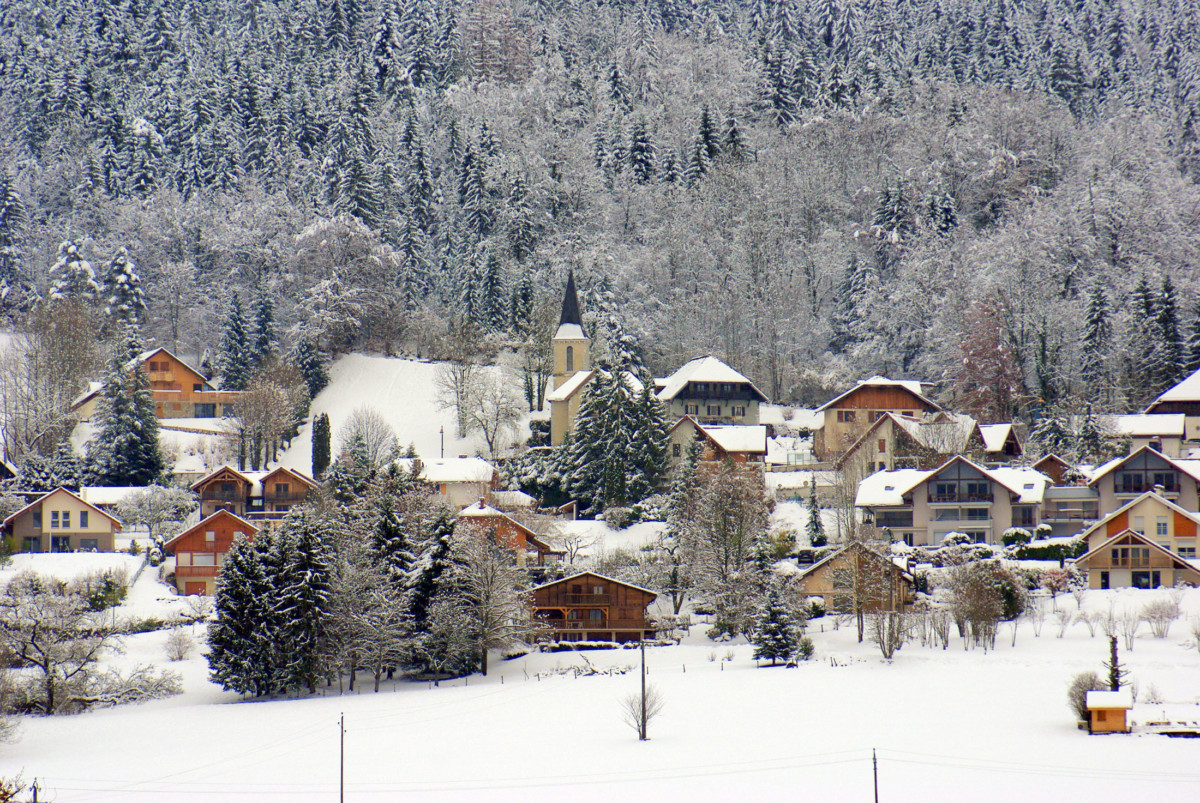 Bluffy, Haute-Savoie © French Moments