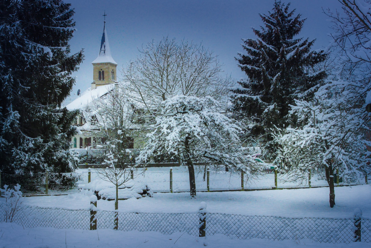Winter Wonderland in Alsace © French Moments