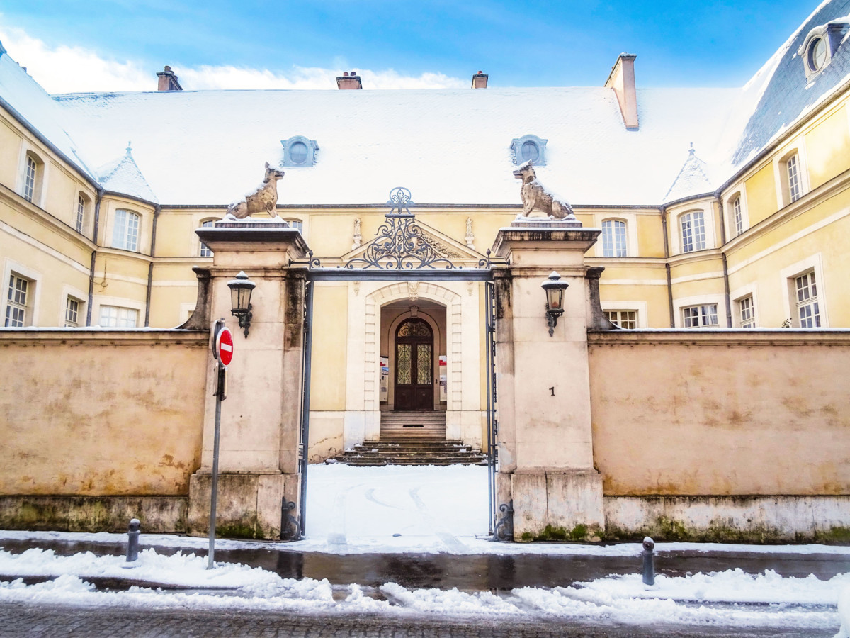 The Wolves Mansion, old town of Nancy © French Moments
