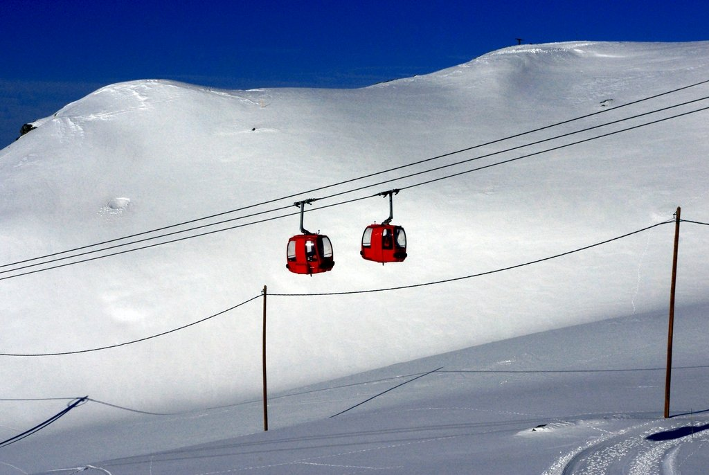 La Plagne Ski lifts © French Moments