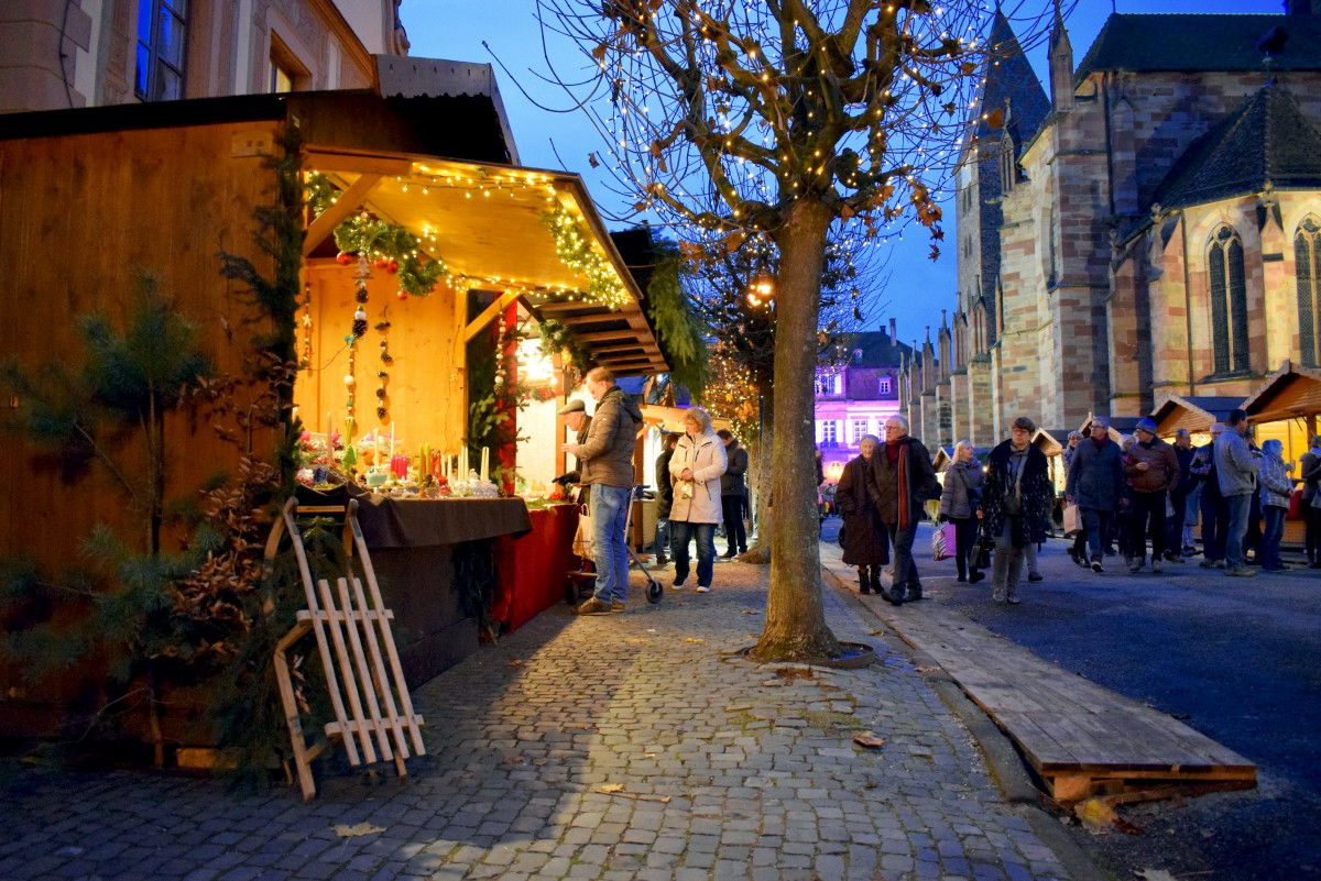 Seasons of the year in France - Christmas in Wissembourg © French Moments