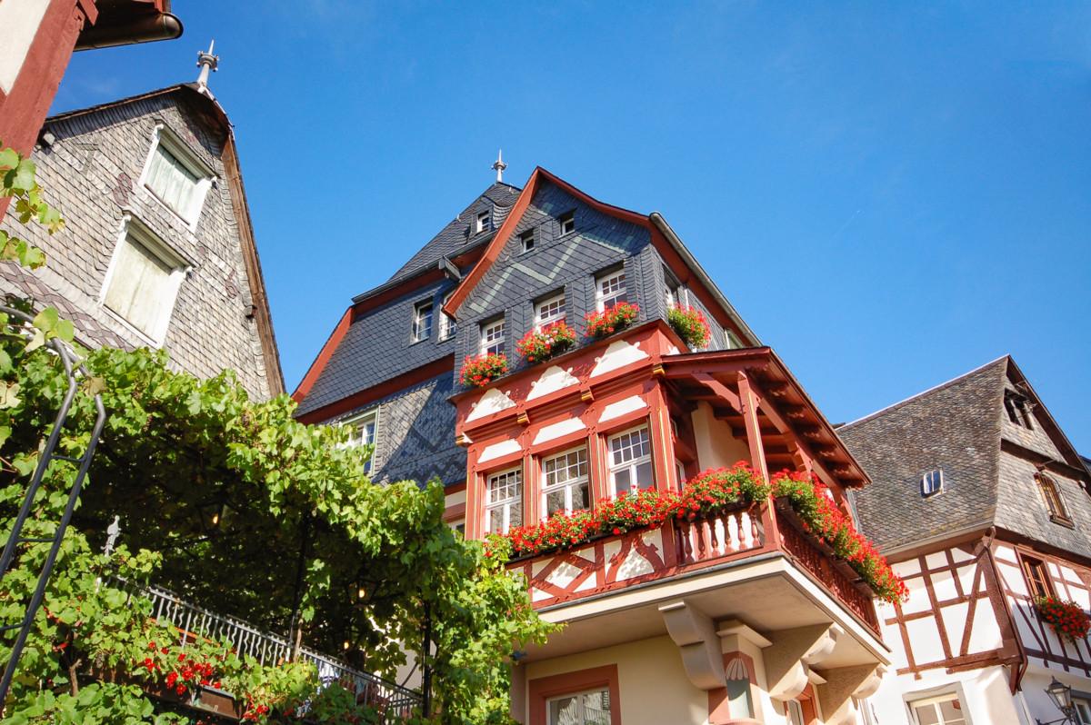 Half-timbered house, Beilstein © F51C via Twenty20
