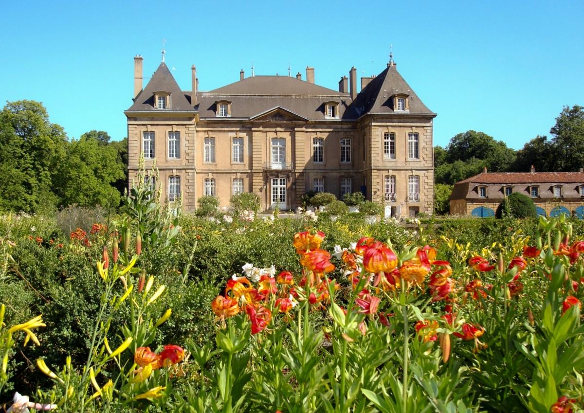 Château de La Grange Moselle © Château de La Grange - licence [CC BY-SA 3.0] from Wikimedia Commons