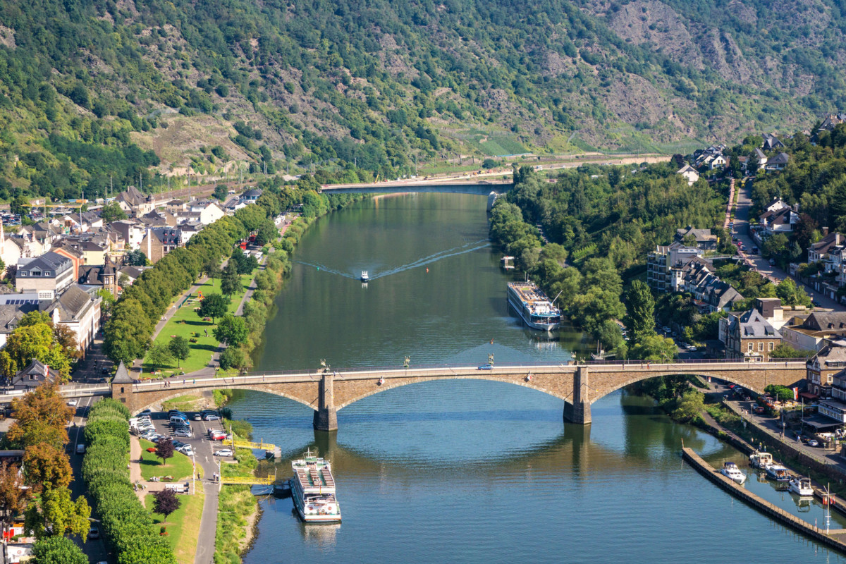 The Moselle in Cochem © Lightboxx via Twenty20