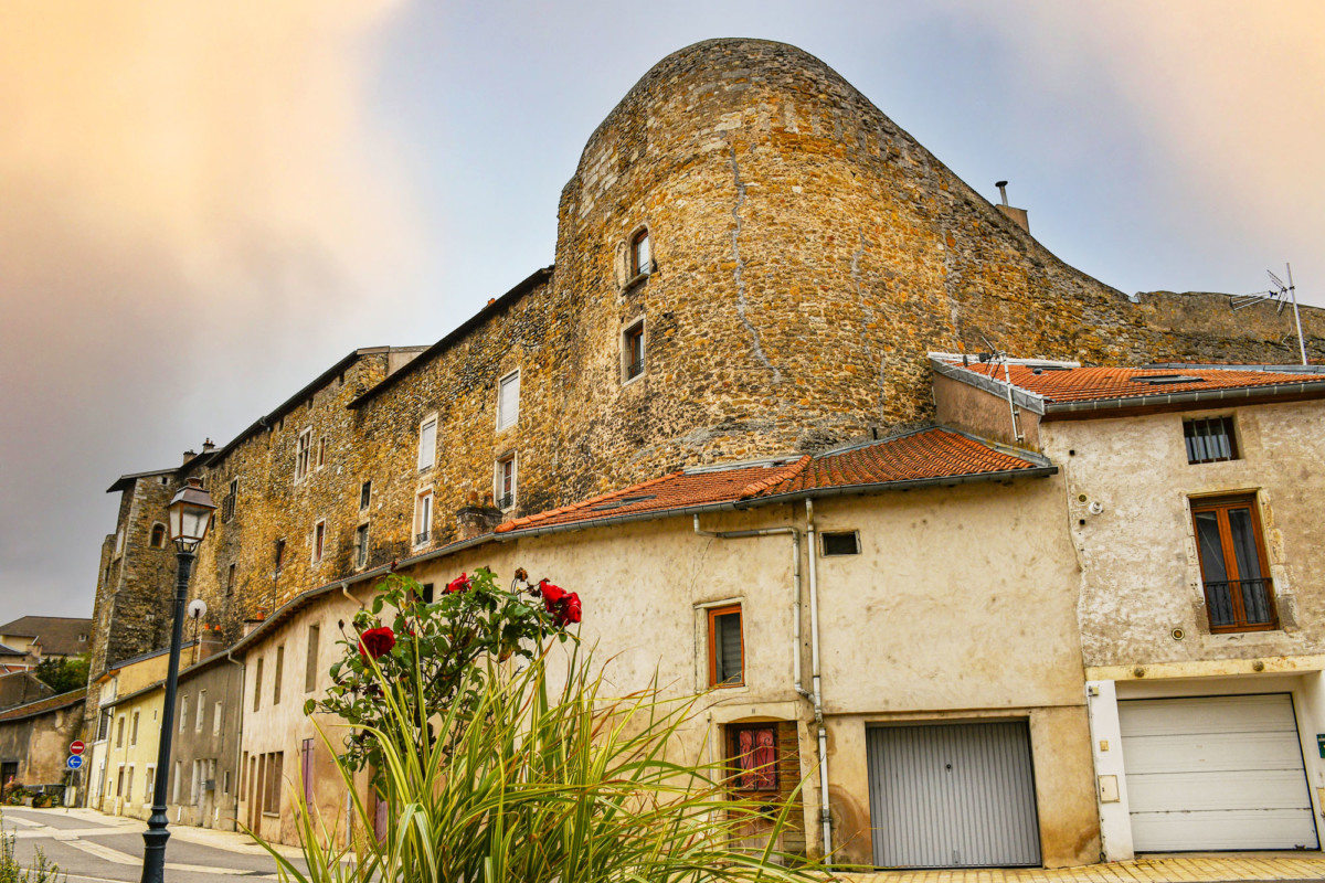 Dieulouard castle in Lorraine © French Moments