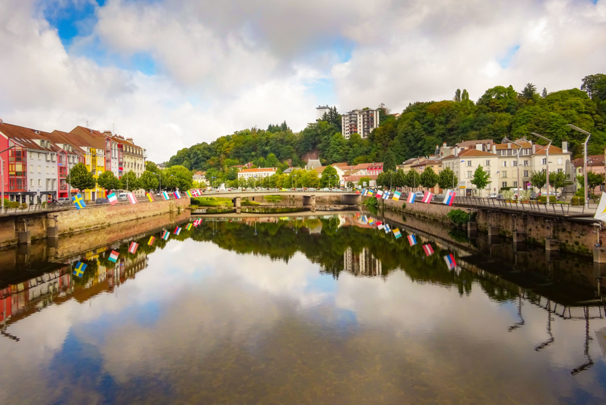 The Moselle Valley in Epinal © French Moments