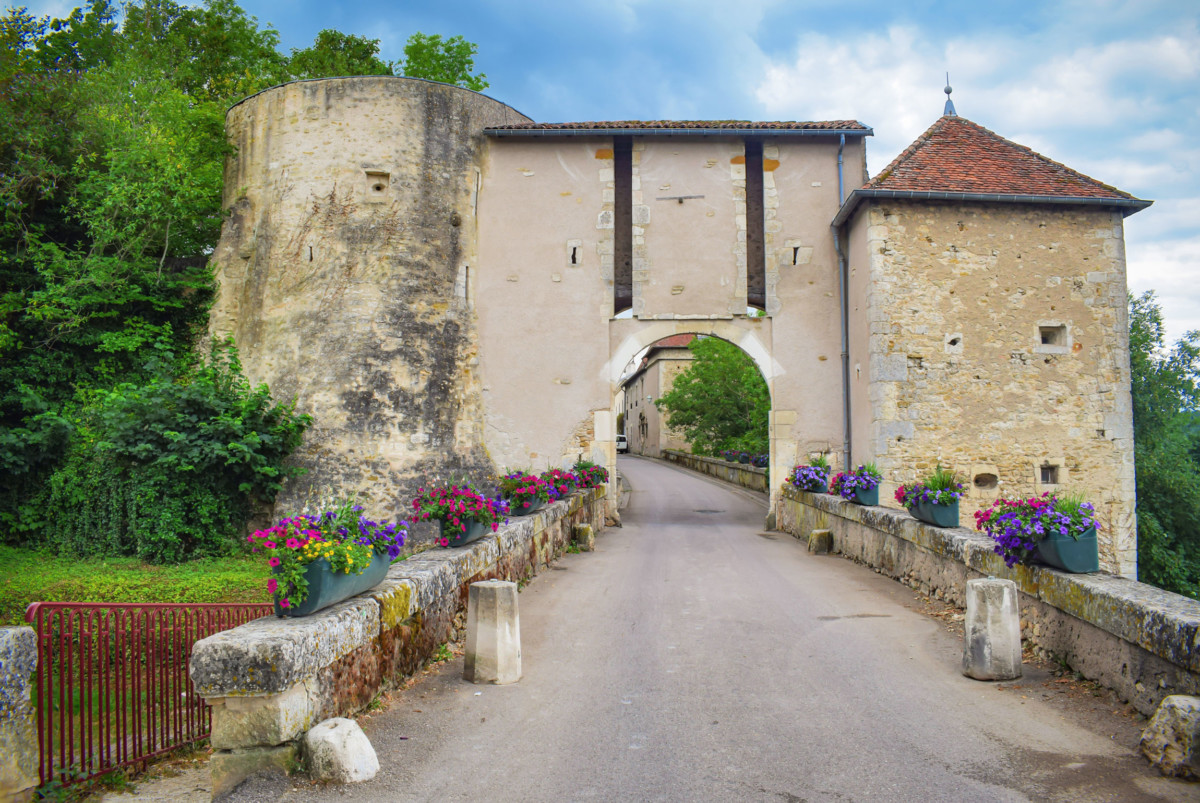 The fortified gate of Liverdun © French Moments