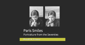Paris smiles by Ronald Kenyon