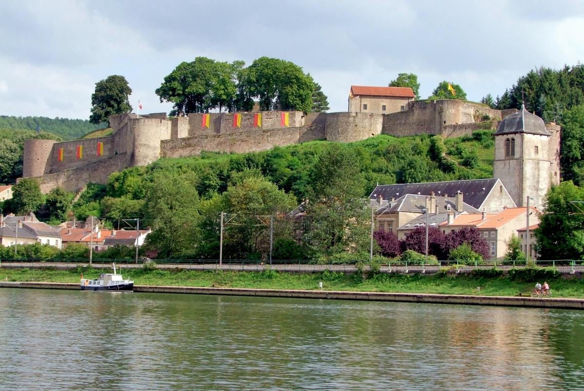 Sierck-les-Bains © Johannes Philipp - license [CC BY-SA 3.0] from Wikimedia Commons