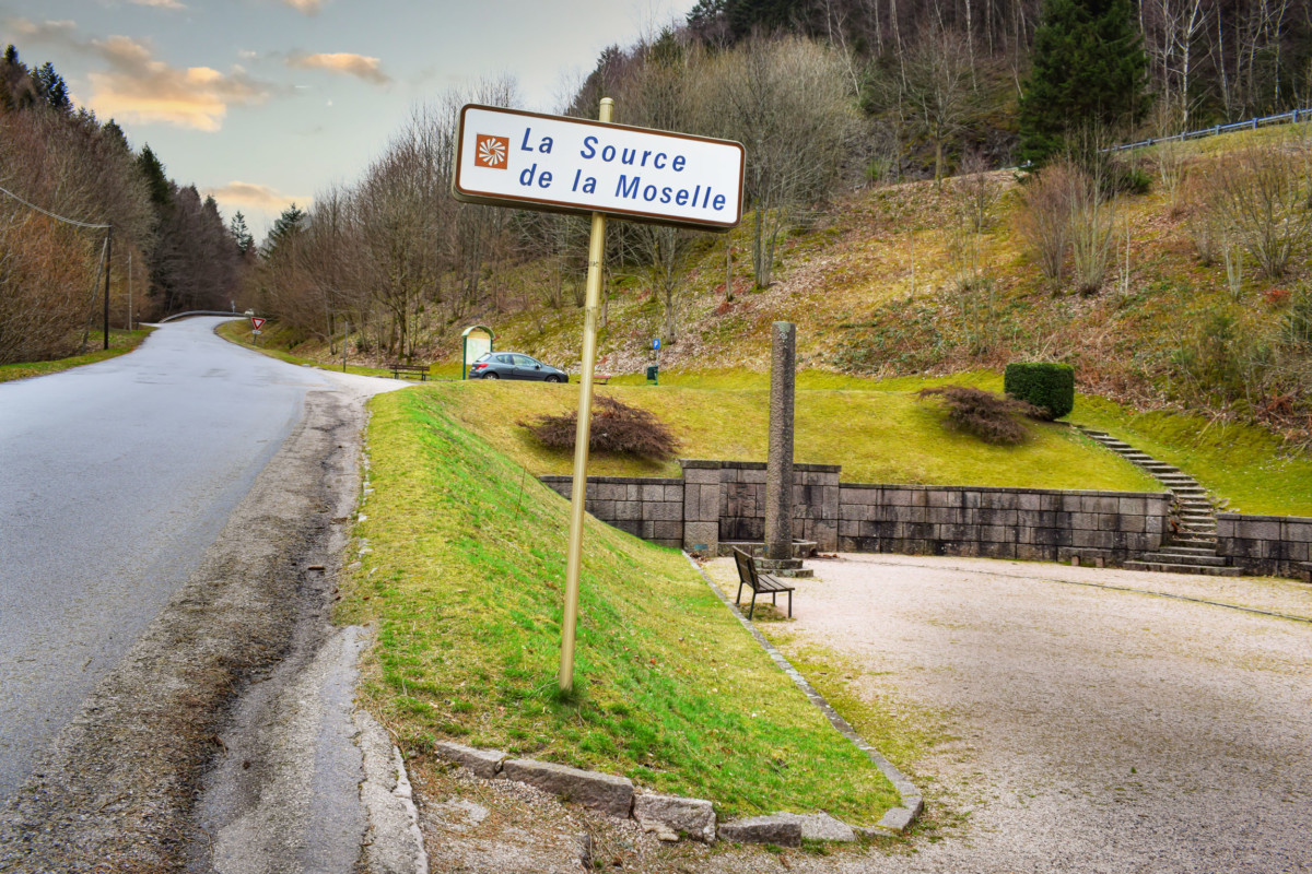 The source of the Moselle © French Moments