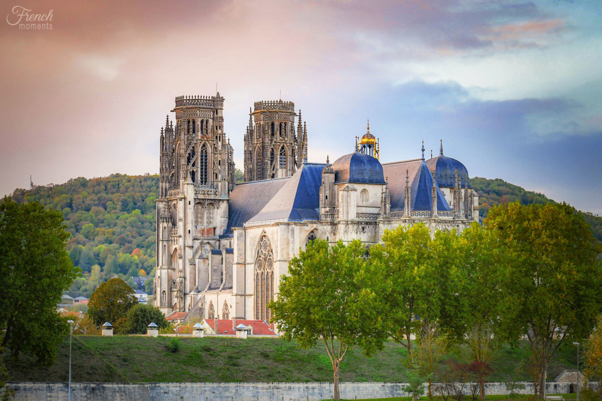 Moselle Valley - Cathedral of Toul © French Moments