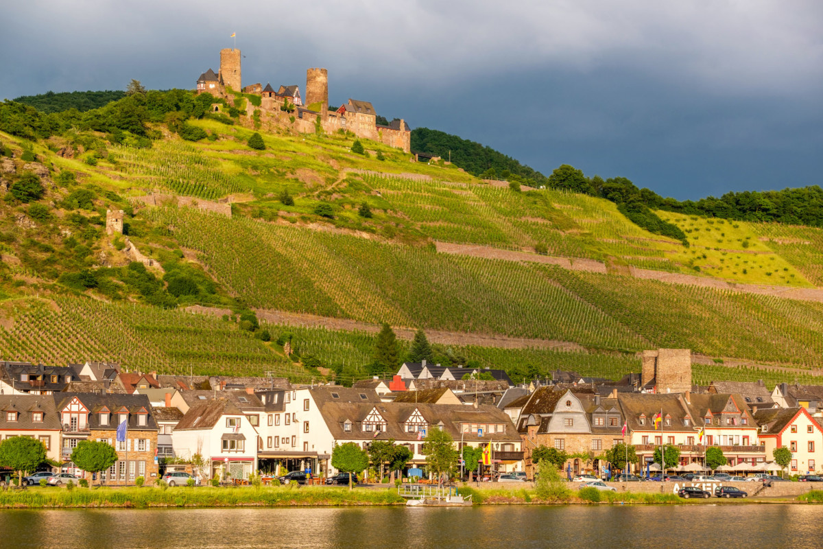 Thurant Castle in Alken. Photo © HaveSeen [Envato Elements]