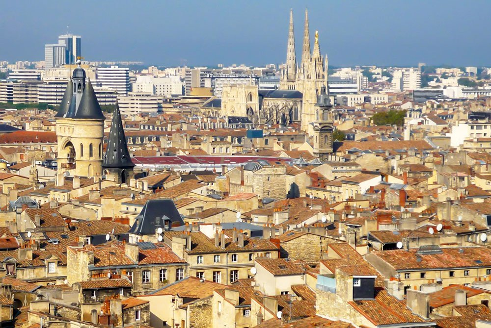 Largest cities of France - Bordeaux © French Moments