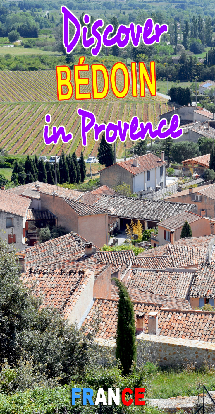 Bédoin in Provence © French Moments