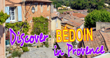 Discover Bédoin in Provence © French Moments