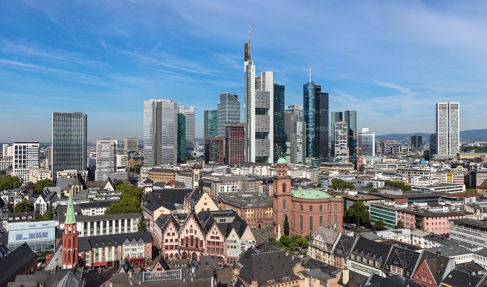 Frankfurt © Thomas Wolf - licence [CC BY-SA 3.0de] from Wikimedia Commons