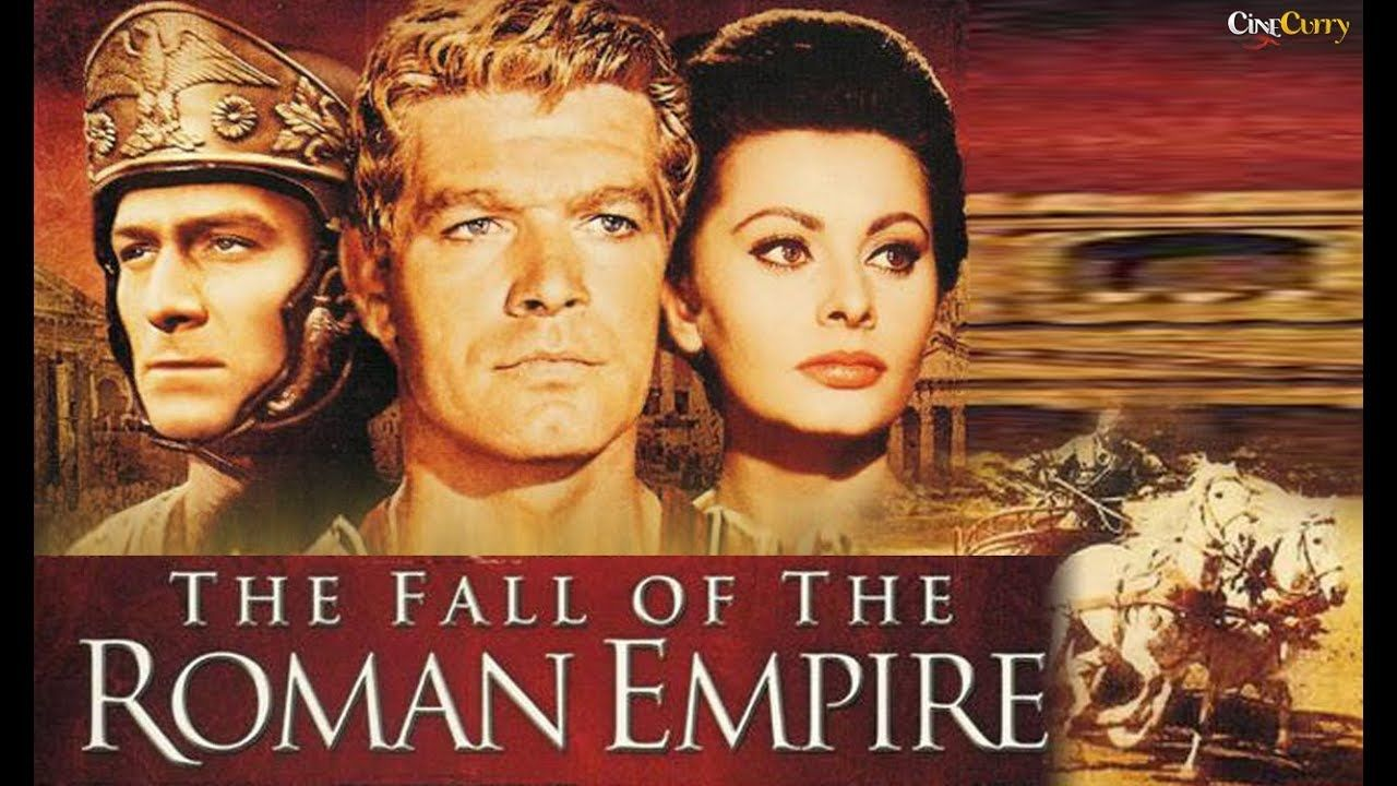 The Fall of the Roman Empire (1964 movie)