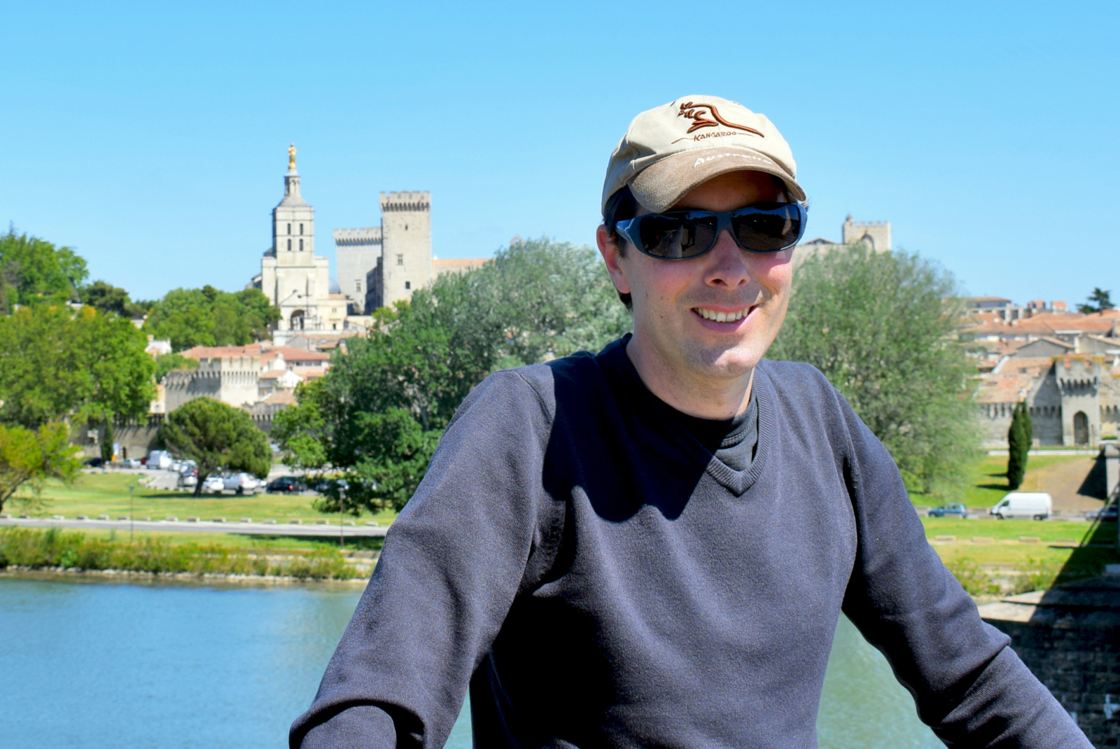 Pierre in Avignon © French Moments