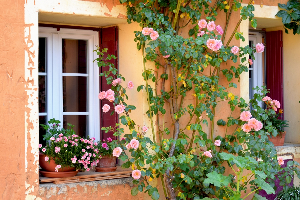 Village of Flassan in Provence © French Moments