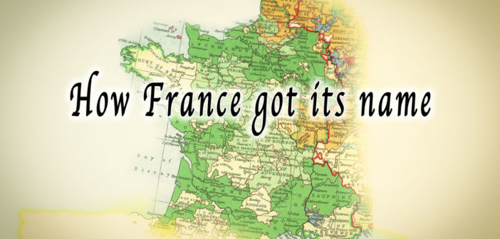 French History Trivia: How France got its name?