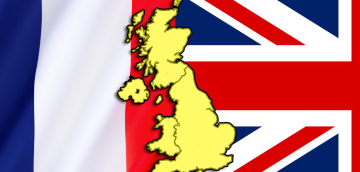 England in French © French Moments