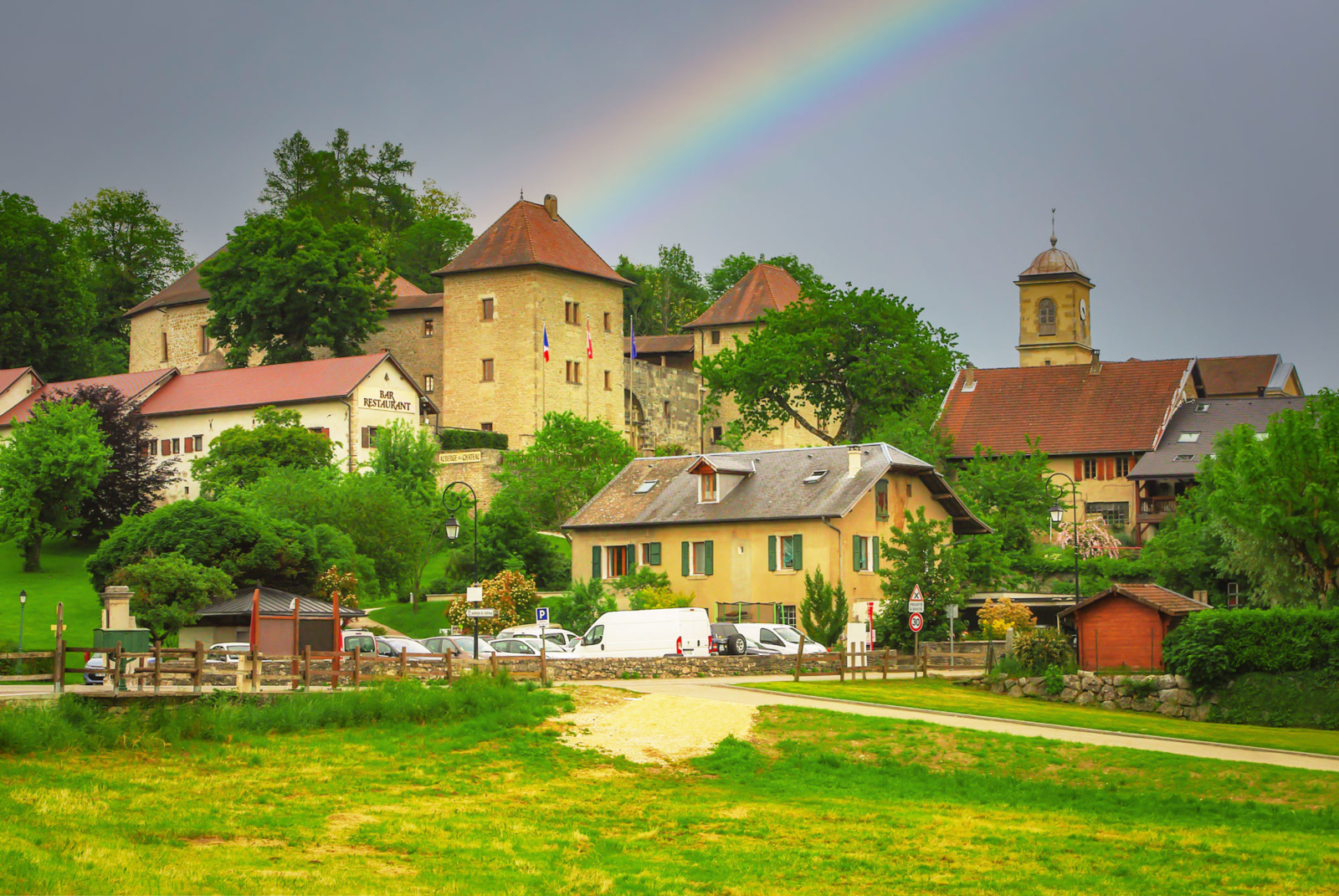 Around Annecy - Village of Clermont © French Moments
