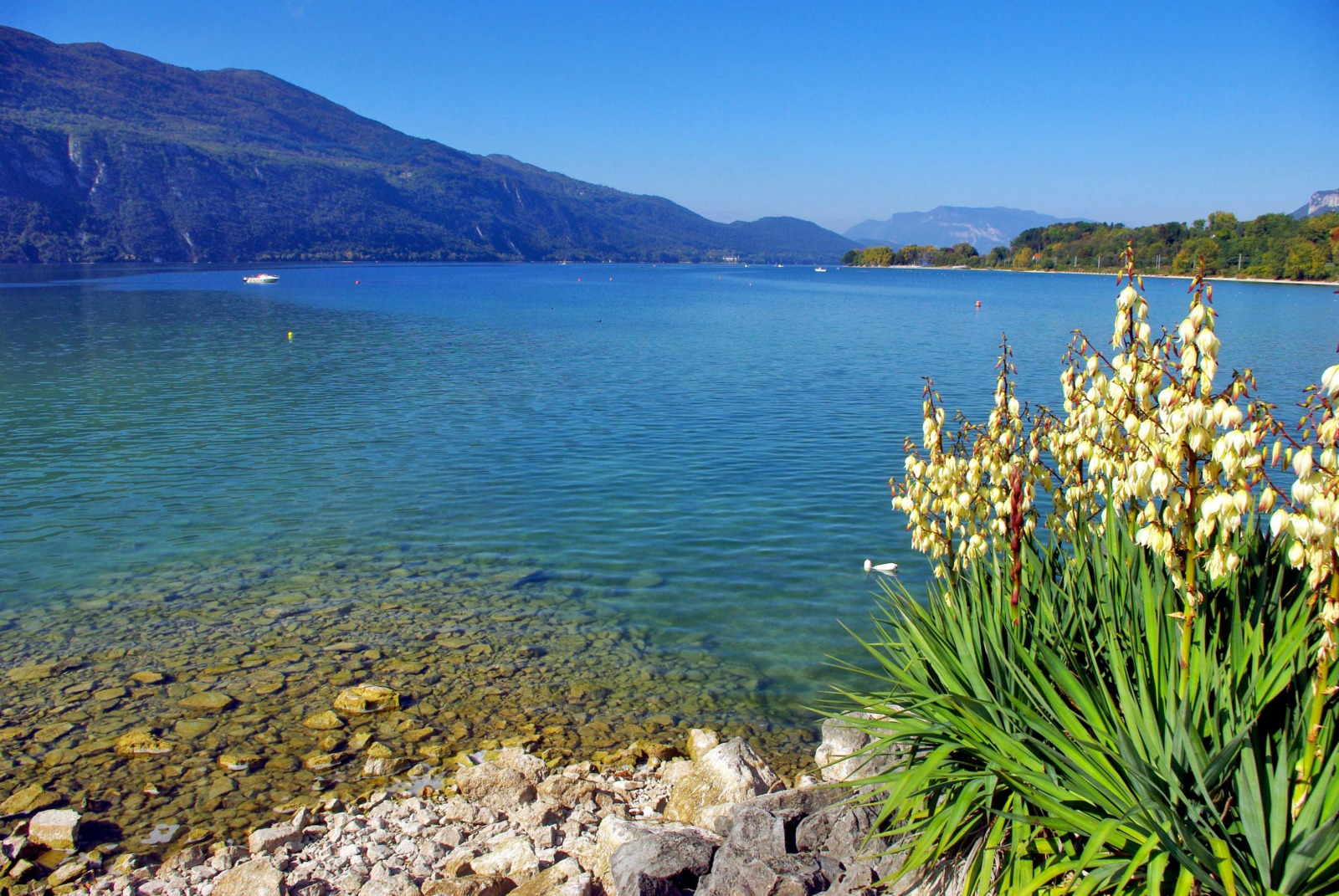 Around Annecy - Lake Bourget © French Moments