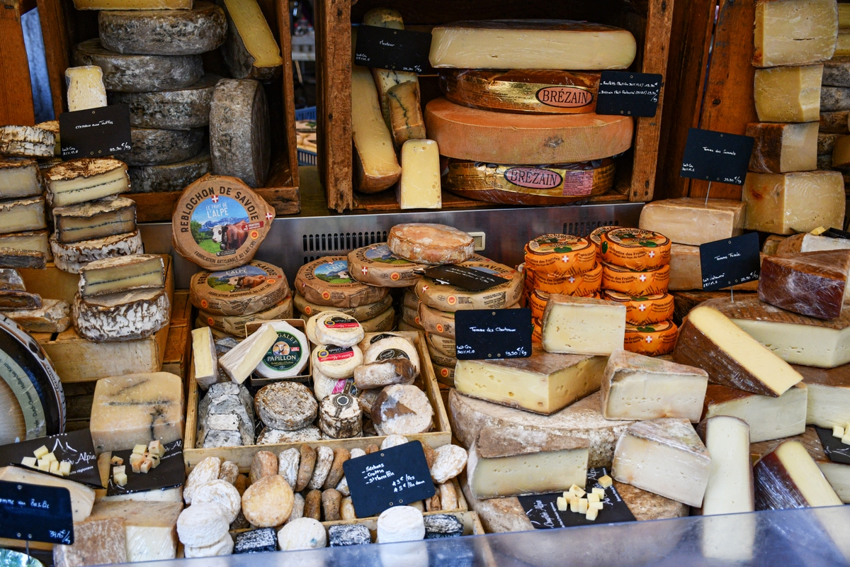 Cheeses from Savoy © French Moments