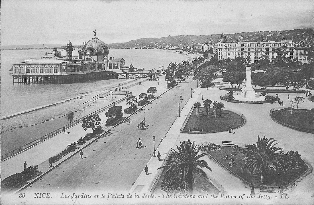 Nice in the first half of the 20th century