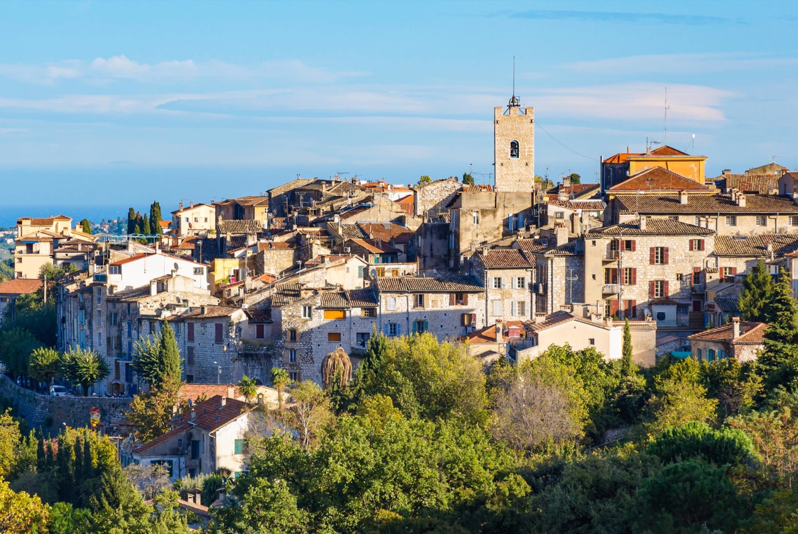 Vence © Myrabella - licence [CC BY-SA 3.0] from Wikimedia Commons