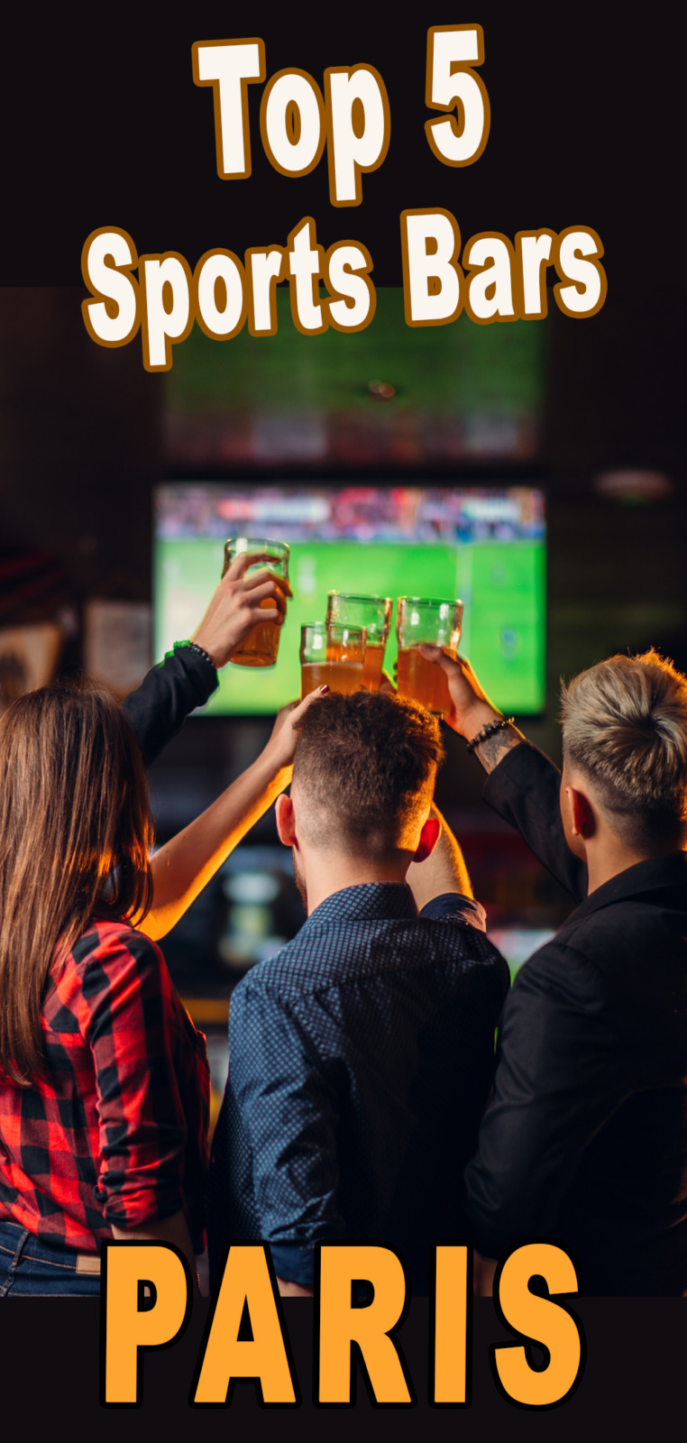 Paris Sports Bars Pinterest by French Moments