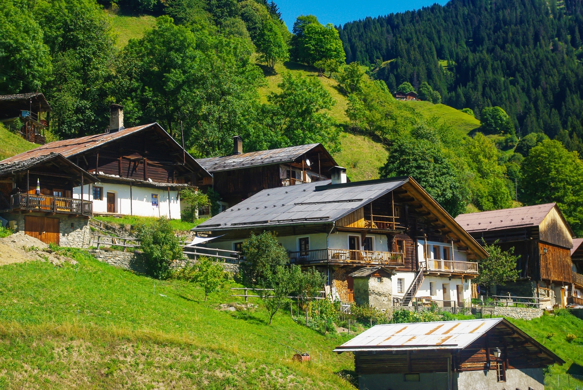 Villages of Savoie - Boudin © French Moments