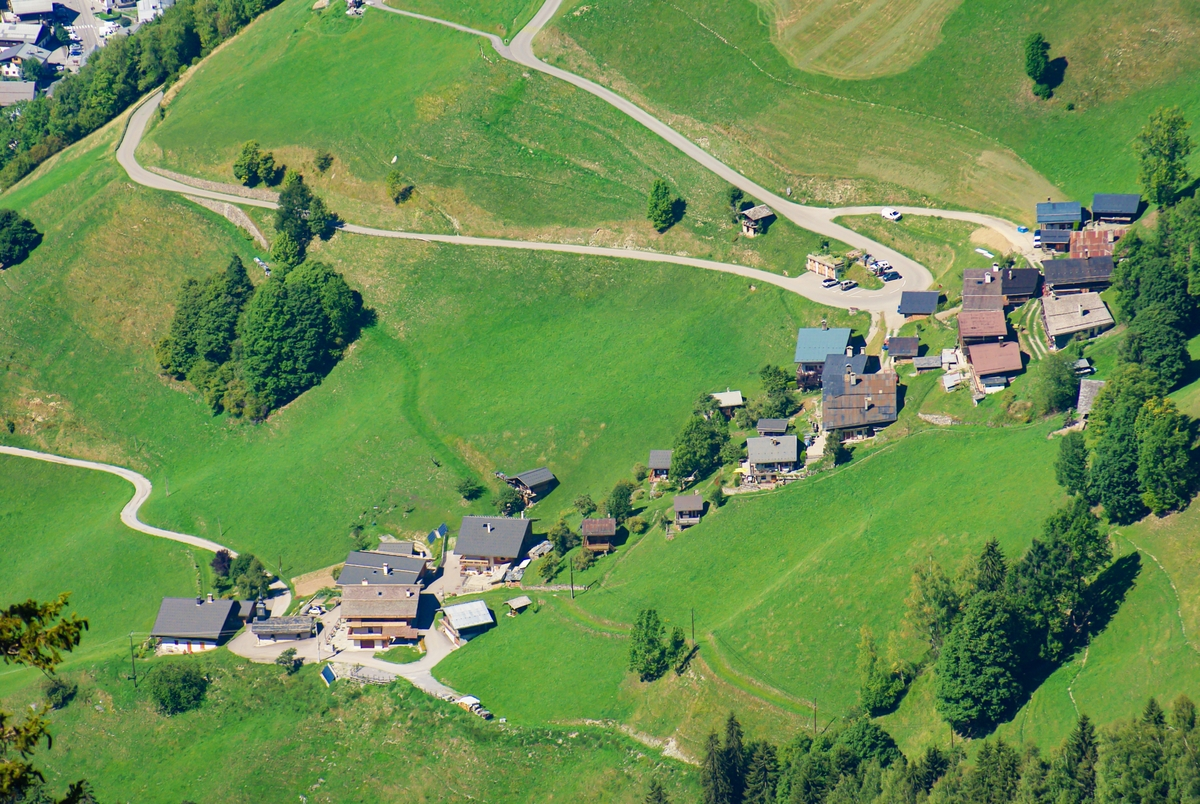 Village of Boudin in Savoie © French Moments