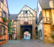 City gates of Alsace - Riquewihr © French Moments