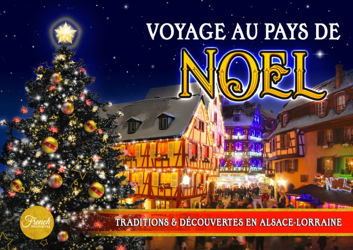 Voyage au Pays de Noël eBook by French Moments