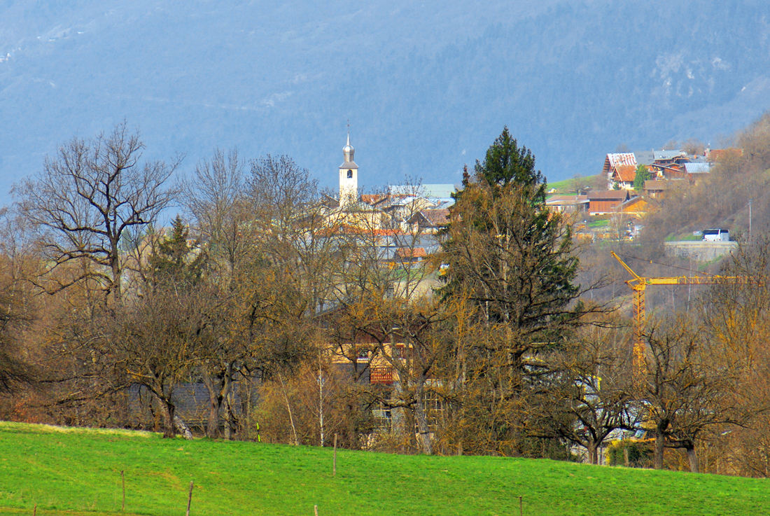 The village of Bellentre © French Moments