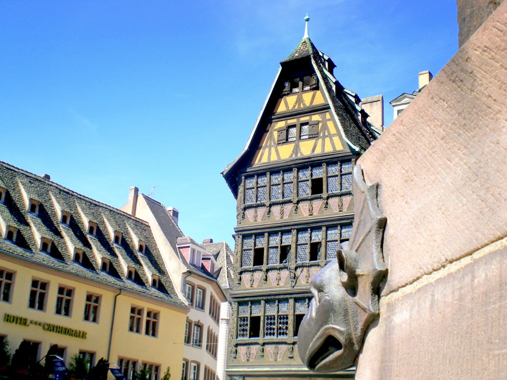 Renaissance Houses in Alsace - the Kammerzell House, Strasbourg © French Moments