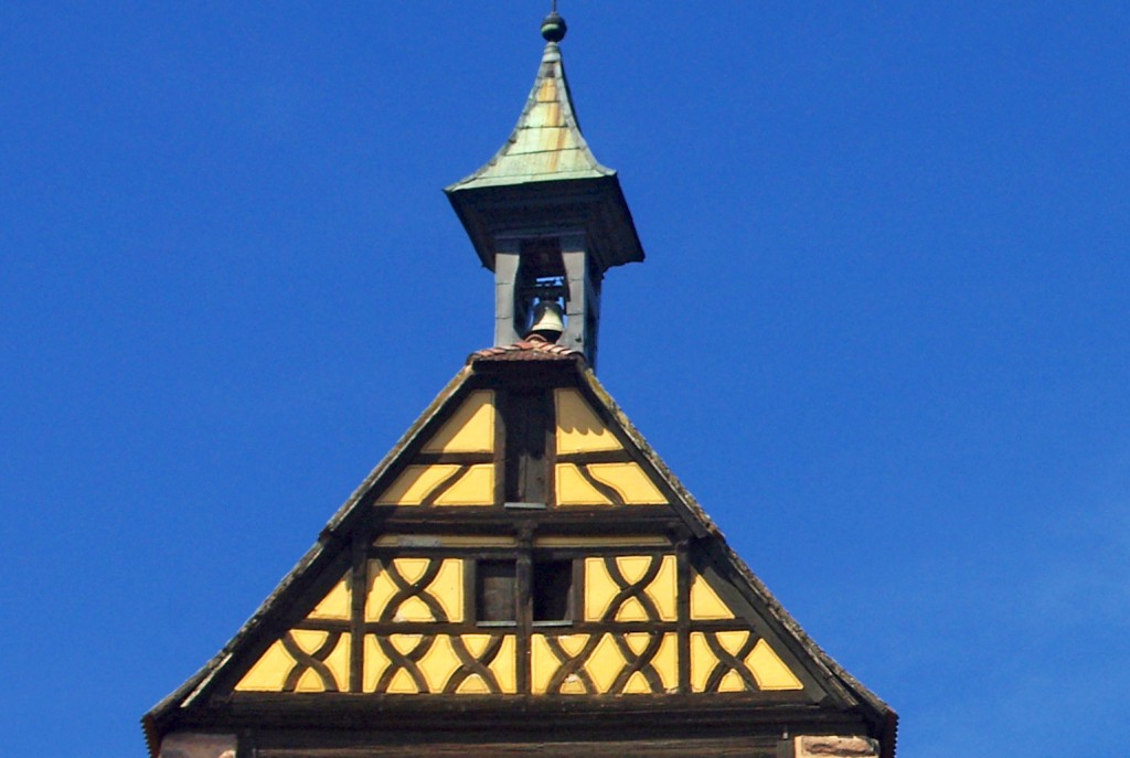 City gates of Alsace - the Dolder, Riquewihr © French Moments